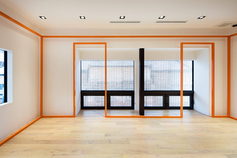 oniki design studio Hermès pop-up store 7