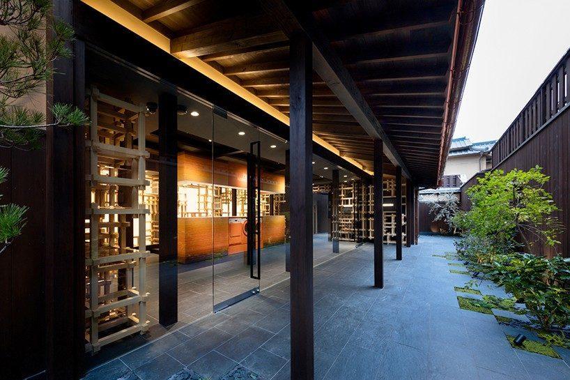 oniki design studio Hermès pop-up store 8