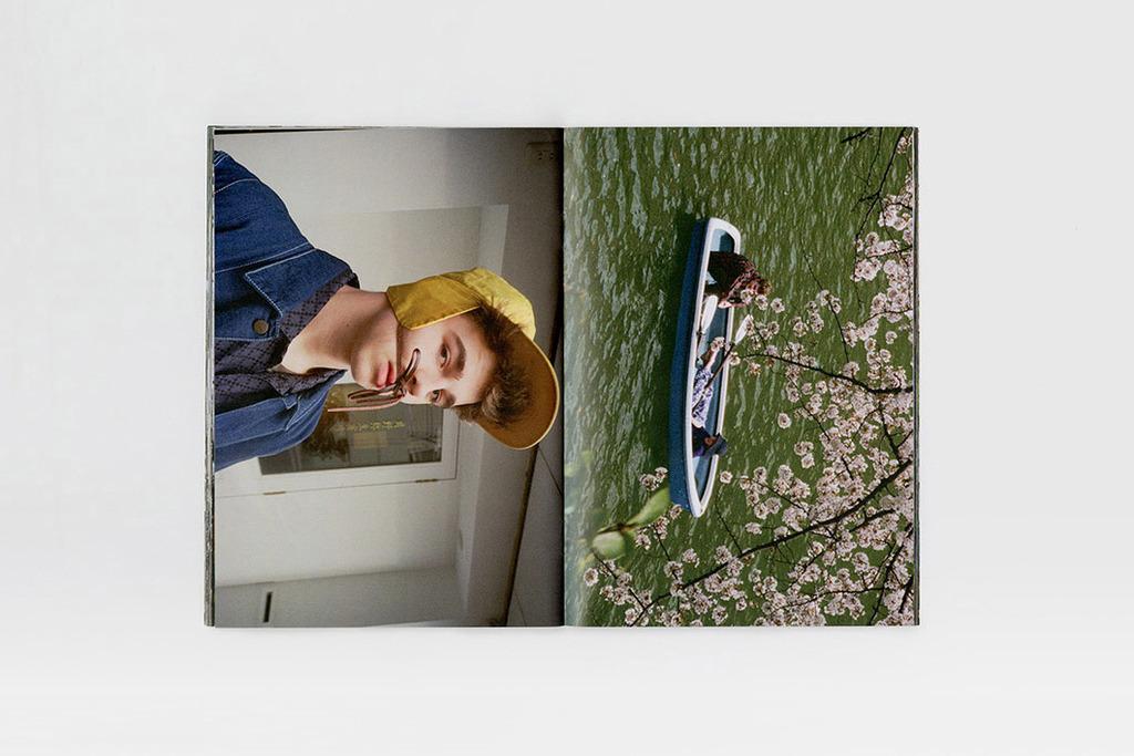 回味櫻花季,Nepenthes 發表2017 春夏As Usual 主題全新Collection